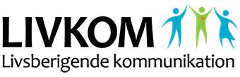 LIVKOM – Girafsprog Logo